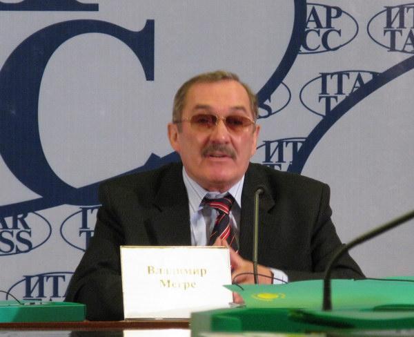 Владимир Мегре Итар-Тасс