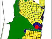 Схема поселения Солнечное