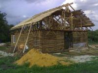Дом из соломы 3