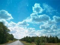 Сказочные облака Родославного