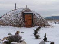 Ковчег - Погребок для запасов на зиму