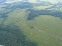 Часть поселения Славное (Тульская обл.) с высоты птичьего полёта
