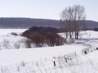 СветоРусье. Река зимой.