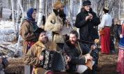 Как от бесчестной  Потравы сберечь  Русские песни  И русскую речь?!