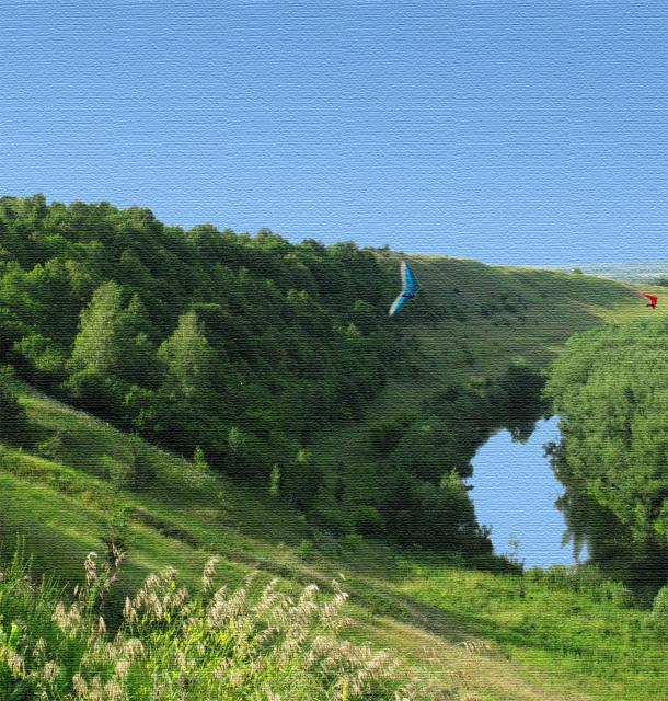 Река, поселение Междуречье